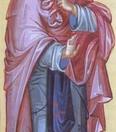Όσιος Μακάριος ο Μακρής ο Βατοπαιδινός (+1431)
