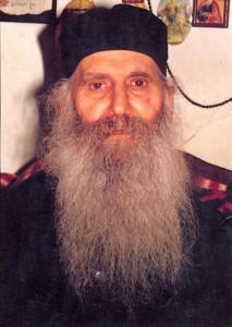 Γέρων Ιάκωβος Τσαλίκης