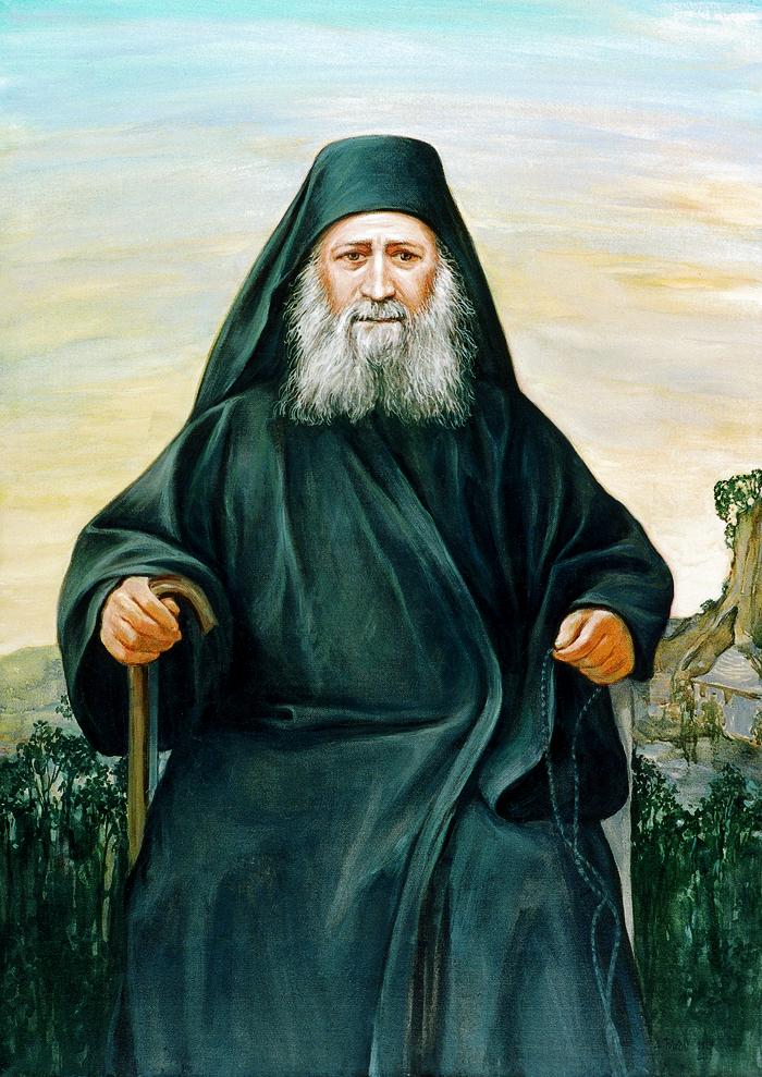 ΙΩΣΗΦ ΗΣΥΧΑΣΤΗΣ: Γέρων Ιωσήφ Ησυχαστής: Η δυστυχία θα φέρει ...
