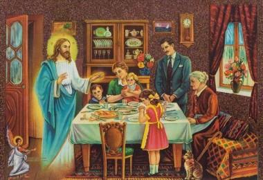προσευχή οικογένεια