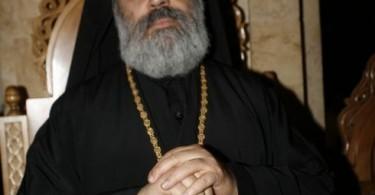 Μητροπολίτης Χαλεπίου κ.κ.Παύλος