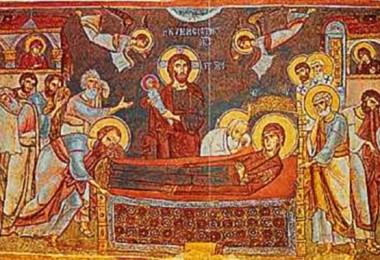Κοίμηση της Θεοτόκου - Παναγία