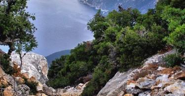 τοπίο - Άγιον Όρος
