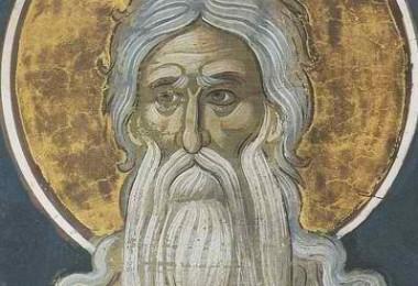 Άγιος Μακάριος ο Μέγας